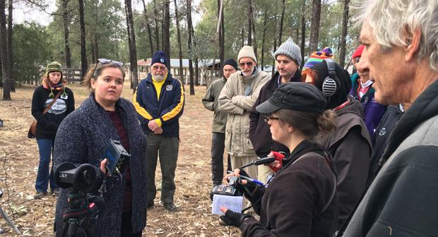 Australian Wildlife Sound Recording Group