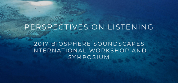 Perspectives On Listening Symposium December 2017