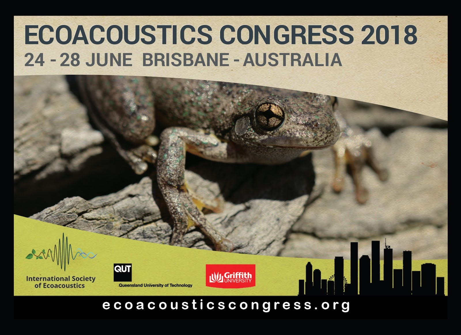 Ecoacoustics Congress, Brisbane June 2018